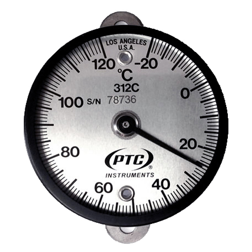 Tab Mount Thermometers