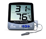 Humidity and Temp Digital Thermometer-13307