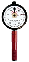 PTC® Shore D Scale Pencil Durometer 202D