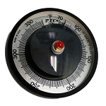 70° to 370°F Enclosed Sealed Thermometer 311F