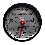 -30° to 70°C Rail Surface Thermometer 350CRR