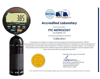PTC® Shore A Scale Digital Durometer #511A