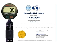 PTC® Shore O Scale e2000 Digital Durometer 511/O