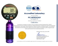 PTC® E Scale Digital Durometer #511E