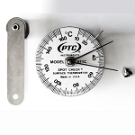 10°C to 160°C Spot Check® Surface Thermometer #571CMM