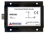 Vibration and Temperature Recorder - SVR101