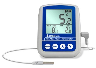 Max-Min Alarm Digital Thermometer 12217