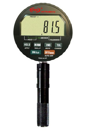 PTC®  Shore O Scale Digital Pencil Durometer 211/O