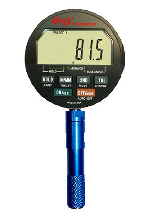 PTC® Shore C Scale Digital Pencil Durometer 212C