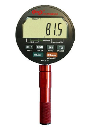 PTC® DO Scale Digital Pencil Durometer 212DO