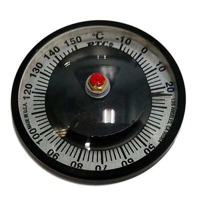 -10° to 150° C Fully Enclosed Sealed Surface Thermometer