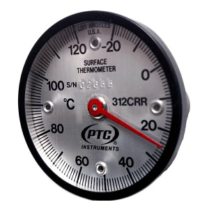 -20° to 120°C Rail Surface Thermometer