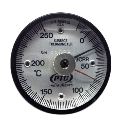 -20° to 250°C Rail Weld Thermometer with Ancillary Hand