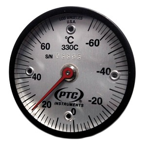 -70° to 70°C Rail Surface Thermometer 330CRR