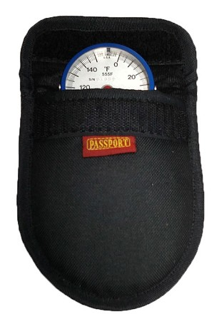 Rail Surface Thermometer Belt Pouch