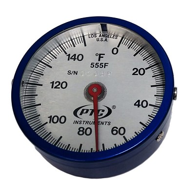 Ultra Magnetic Rail Thermometer
