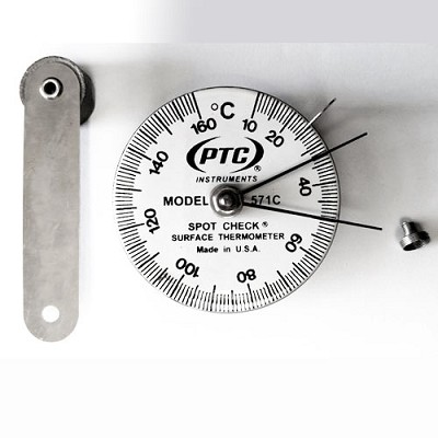 10°C to 160°C Spot Check® Thermometer