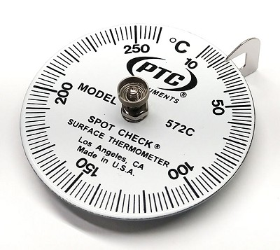 10°C to 260°C Spot Check® Thermometer
