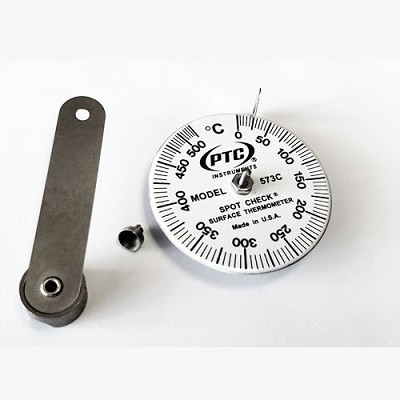 0° to 525°C Direct Contact Thermometer