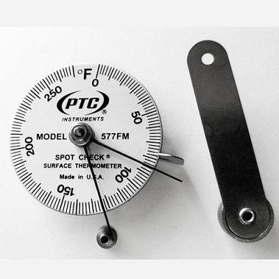 0°F to 270°F Direct Contact Thermometer