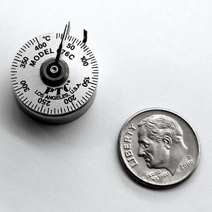 Miniature Surface Thermometer