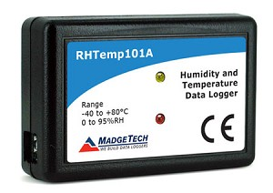 Humidity & Temperature Data Logger - RHTEMP101A