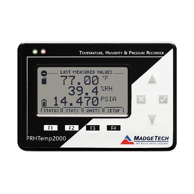 PRHTemp2000 Data Logger